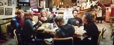 The Avengers have caused an increased interest in shawarma.  Um, awesome.