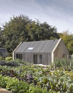 Steal this style: Working kitchen garden in the Cotswolds