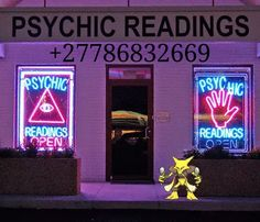 Psychic Readings, Healer, Broadway Shows