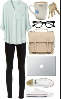 My outfit for starbucks see you soon Alison