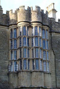 Thornbury Castle, where Ann Boleyn & Henry VIII stayed in 1535.