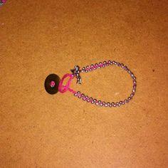 Angel bracelet i made for my girlfriend!