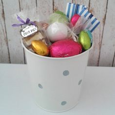 Sweet easter tin available online from giftlady delivered gifts hampers and flowers delivered throughout south africa negle Images