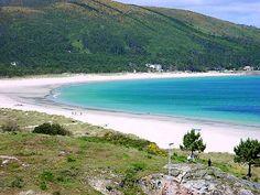 Playa da Langosteira. Fisterra- A Coruña