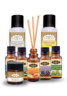 Essential oils for every thing you need to feel better!