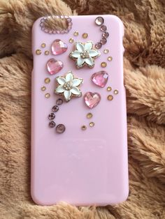 Flowers, pink....for iphone 6!!  De myladiesandme