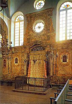 Carpentras Synagogue- Provance France Synagogue Jewish