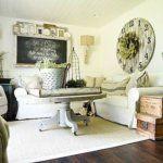 Tornácos ház, kerekes kút, vidéki idill – Házból Otthont Entryway Bench, Shabby, Decorating, Room, Inspiration, Furniture, Home Decor, Entry Bench, Decor