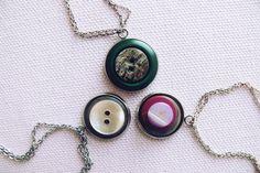 Washer Necklace, Decoupage, Scrapbooking, Handmade, Diy, Jewelry, Hand Made, Jewlery, Bricolage