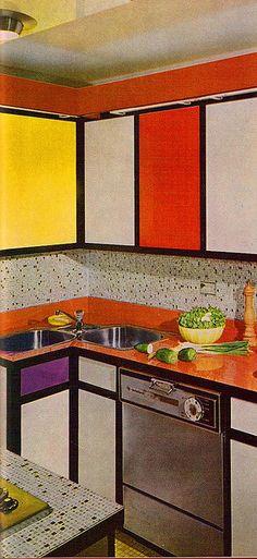 Mod Mondrian by sandiv999, via Flickr