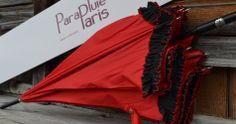Parapluie Le French cancan. Une création ParapluieParis en hommage au French cancan.