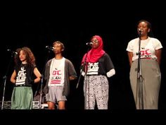 Slam poetry rocks! Watch these girls rip apart social conventions around female Halloween costumes.