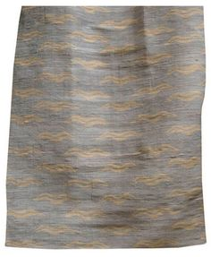 Good Look Room - Fabrics - Collections - Arjumand - The Imperial - TAKE FLIGHT TAUPE TUSSAH SILK