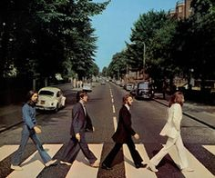 The Beatles recorded their final album together at London's Abbey Road Studios 35 years ago this week. Musician and music critic David Was examines the legacy of Abbey Road an album that marked the end of six remarkable years for The Beatles. Ringo Starr, Paul Mccartney, John Lennon, Rock And Roll, George Harrison, Poster Dos Beatles, 3d Poster, Beatles Photos, Cool Album Covers