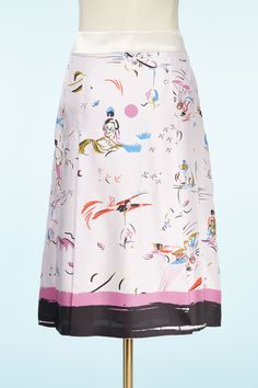 Шовкова спідниця Tory Burch, Presents, Ballet Skirt, Purple, Skirts, Fashion, Moda, Gifts, Tutu