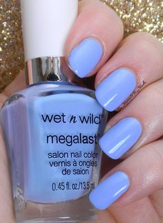 Wet N Wild Wear Skinny Jeans | Be Happy And Buy Polish http://behappyandbuypolish.com/2015/03/27/wet-n-wild-silver-lake-nail-polish-collection-swatch-review/