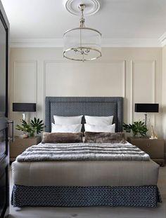 Bed #bedroom #Russian production #Elle Decoration Russia #Loffilab VS Lashmanova design