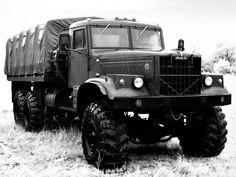 КрАЗ 255Б '1970–94