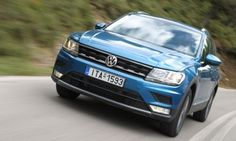 Volkswagen Tiguan 1.4 TSI 125 PS by drive.gr