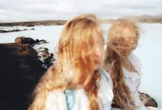 Icelandic Twin Girls Erna & Hrefna In Eerie Photos By Ariko Inaoka