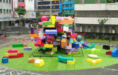 MVRDV, Vertical Village, Taipei