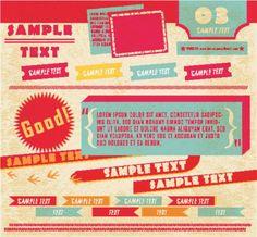 retro stickers mega pack