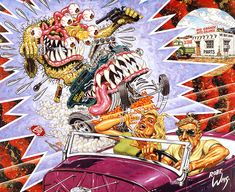 Robert Williams art...