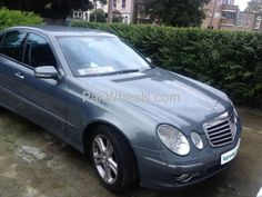 Used Mercedes Benz E Class 2007 Car for sale in Lahore
