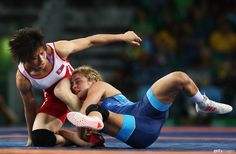 "U.S. Olympic Team on Twitter: ""It's OFFICIAL! @helen_maroulis will bring home…"