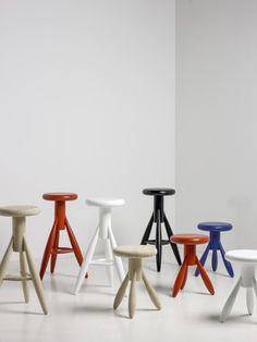 "Artek - Products - Chairs & Stools - EA002 ""BABY ROCKET"""