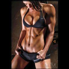 Tabitha klausen. My fitness inspiration