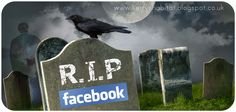 Kerry's Habitat: Why I Deleted My Facebook Account