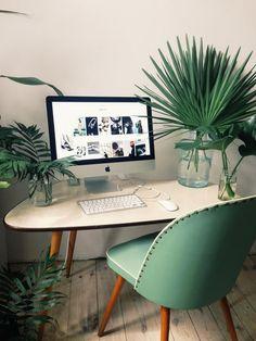 Green workspace