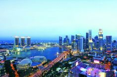 10 Of The World's Smallest And Richest Countries. 10. Singapore, The Republic of Singapore is a city, state and island country which is located in Southeast Asia.