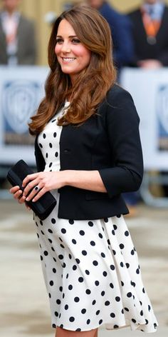 Kate Middleton's Most Memorable Outfits Ever! - April 26, 2013 from #InStyle
