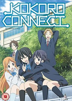 """Kokoro Connect  (ココロコネクト Kokoro Konekuto) lit., """"Heart Connect"""" - The story involves five high school students—Taichi, Iori, Himeko, Yoshifumi, and Yui—who are all members of the Student Cultural Research Club. One day, they begin experiencing a phenomenon in which they randomly swap bodies amongst themselves. As these five friends face many different phenomena at the whims of a mysterious being known as """"Heartseed"""", their friendship is put to the ultimate test."""