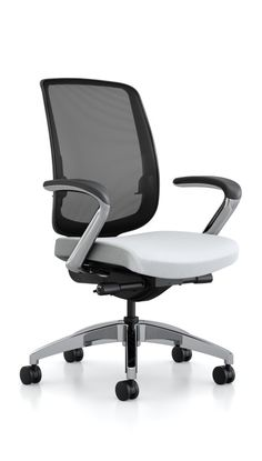 Allsteel Accuity Chair - www.ofw.com/pinterest | Office Seating ...