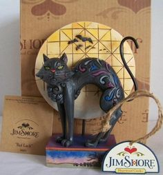 Jim Shore..........I really want him too!
