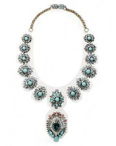 Simonne Necklace - New ($1,157.00) - Svpply