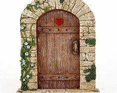 Miniature Terrarium, Garden Terrarium, Miniature Fairy Gardens, Fairy Garden Doors, Fairy Doors, Box Houses, Fairy Houses, Foto Transfer, Garden Decor Items