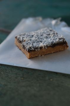 Dried Apricot and Plum Breakfast Bars with Coconut: Super Easy, Delicious Real Food Snack