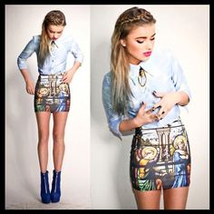Favorite outfit from www.lookbook.nu :) <3 😍