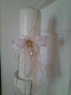 De l'or du rose des perles. Tout ce que j'aime pour fêter Noël