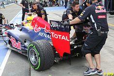 Saving the RB8 secret?. F1 Australian GP