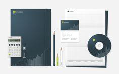 Investio #branding #design #logo #identity #corporate #id #print #pleo