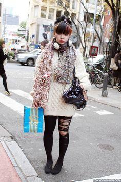 japanese street fashion | harajuku | tokyo