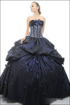 Traditional Masquerade Ball Gowns