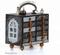 Image result for Mini Matchbox Dressers