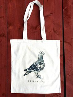 Tote Bag - from pigeon to dove by VIDA VIDA Dh1wg
