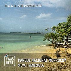 Parque Nacional Morrocoy in Tucacas, Coro
